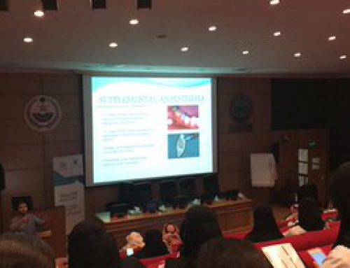 Sponsoring the Scientific Symposium of the Dental Department at the Security Forces Hospital